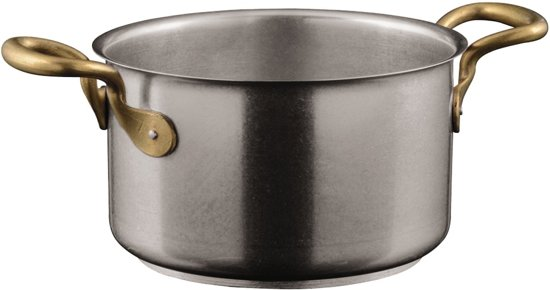 Kookpan Vintage hoog 20 cm - Sambonet