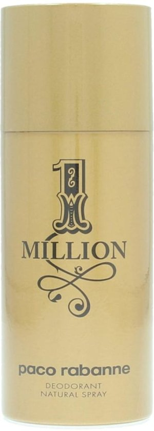 PACO RABANNE 1 MILLION - 150ML - Deodorant