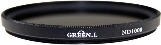 Green.L ND1000 grijsfilter - 10-stops - 62mm