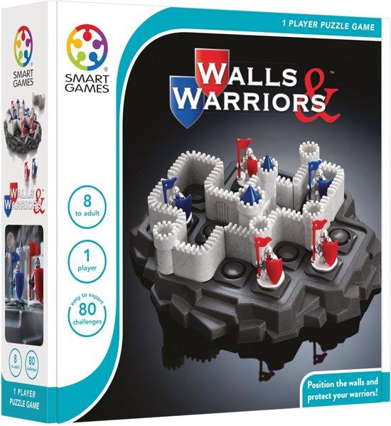 Afbeelding van het spel Smart Games Walls & Warriors (80 opdrachten)