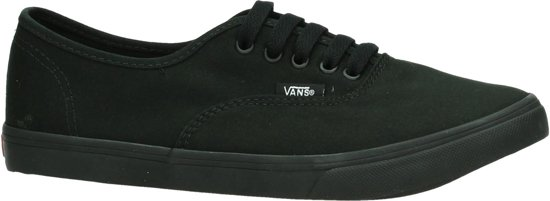 vans zwart dames authentic