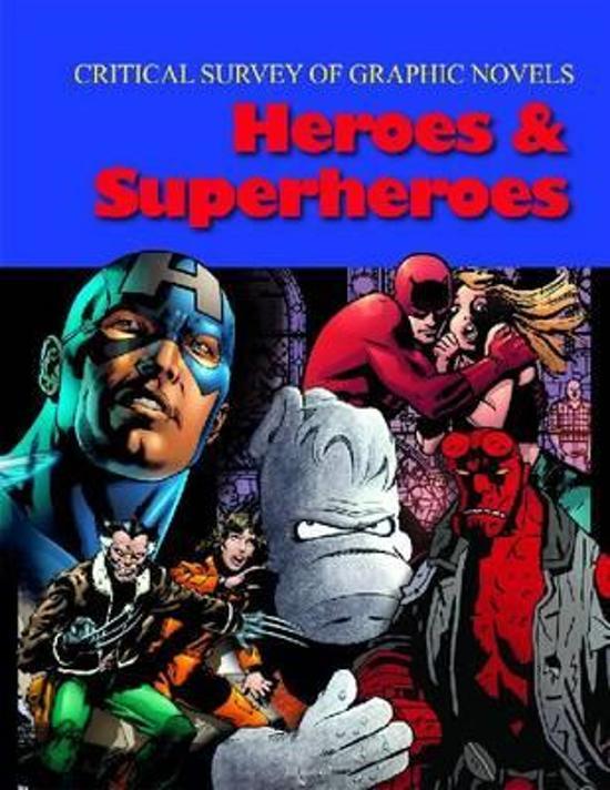 superhero essay