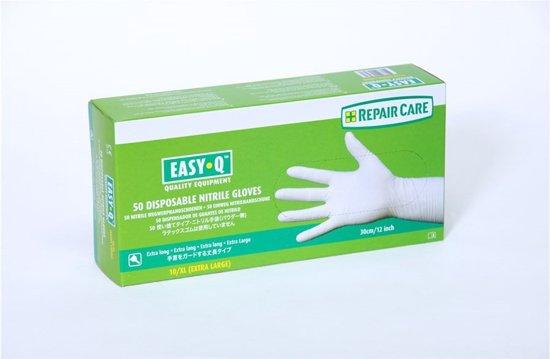 Repair Care - Easy.Q - wegwerphandschoenen (50x/25pr) XL