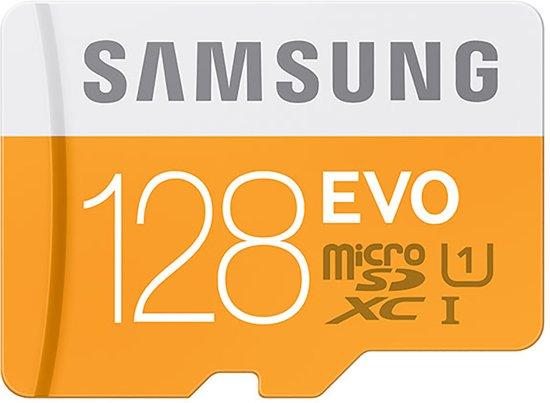 Samsung Micro SD - 128GB - Class 10
