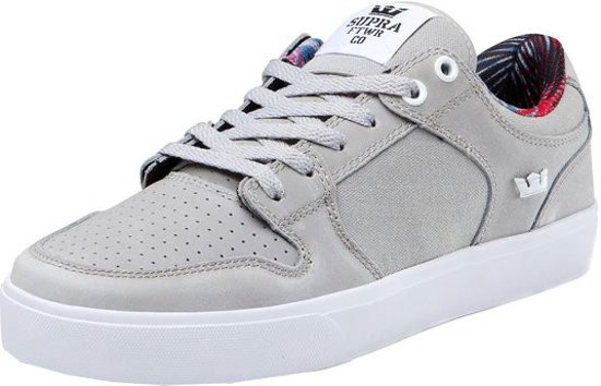 Supra Vaider Sneakers Gris / Blanc Taille 38,5