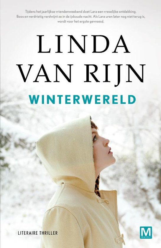 Boek cover Winterwereld van Linda van Rijn (Paperback)