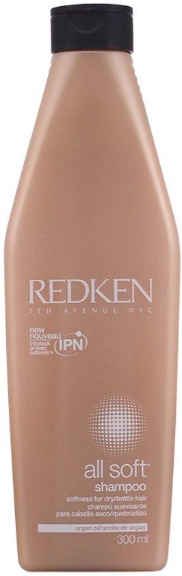 Redken All Soft Shampoo - 300 ml - Shampoo