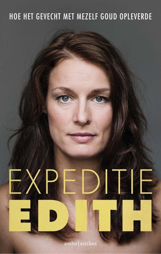 Boek cover Expeditie edith van Edith Bosch (Onbekend)
