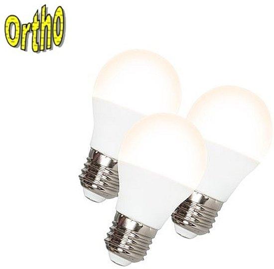 bol.com | OrthoE27-3-15w 3 stuks LED lampen van 15watt warm wit ...