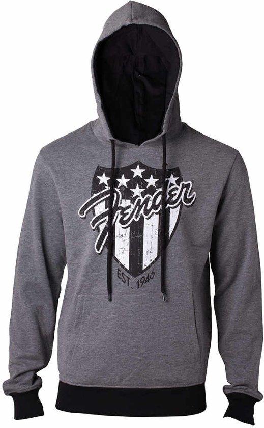 Fender - American Shield Men s Hoodie - XL