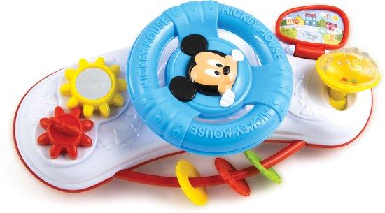 Clementoni - Baby Mickey Buggystuur