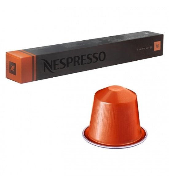 Nespresso Envivo Lungo Capsules - 5 x 10 stuks