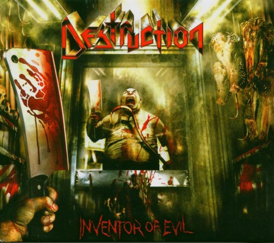 Inventor Of Evil +4 -Ltd-