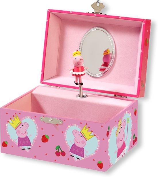 Juwelendoosje - Peppa - Roze
