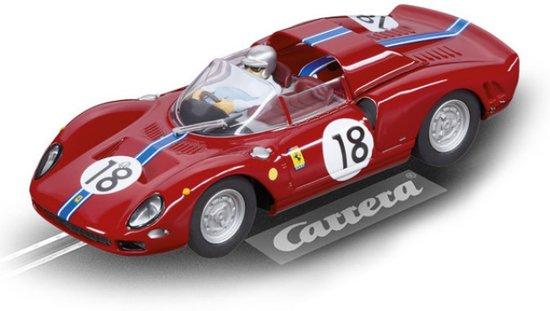 Carrera Evolution Cars racebaan auto Ferrari 365 P2 No.18