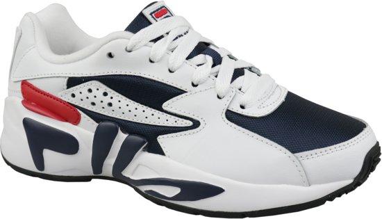 Fila Mindblower Wmn 5RM00161-125, Vrouwen, Wit, Sneakers maat: 36 EU