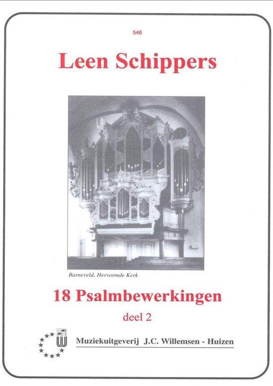 18 Psalmbewerkingen 2 - L. Schippers pdf epub