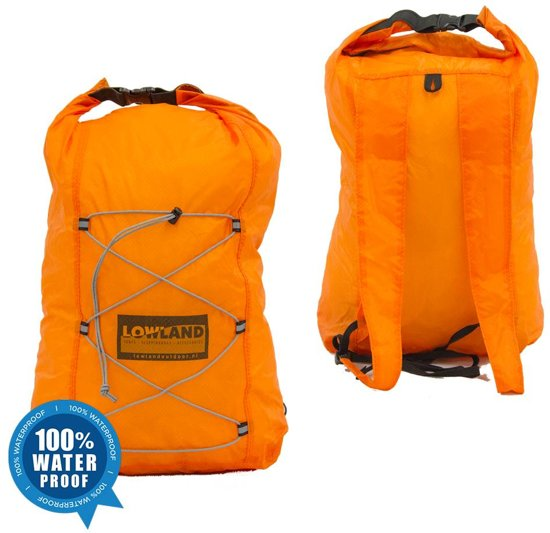86474ea0273 bol.com | LOWLAND OUTDOOR® Dry Back Pack 10L