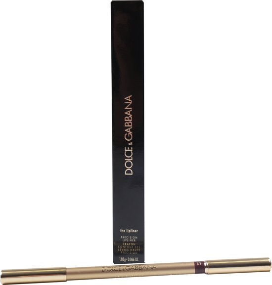 Dolce & Gabbana Dolce & Gabbana - The Lip Liner Penceel - Berry 11 - Lippenpotlood - 188 ml