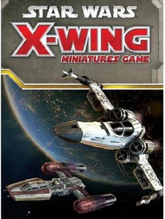Afbeelding van het spel Star Wars X-wing Most Wanted Expansion Pack - Uitbreiding - Bordspel