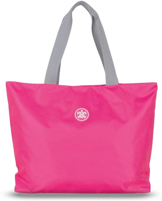 eb48c101494 bol.com   SUITSUIT Caretta - Strandtas - Shocking Pink