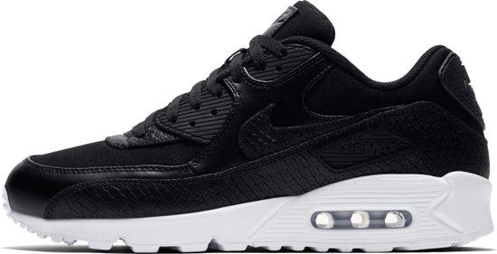 new style f26c0 0f055 Nike Air Max 90 Premium 700155-008 Zwart