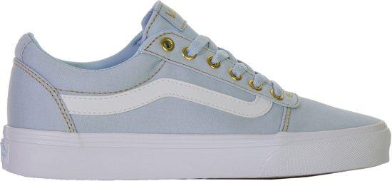 f7688a792205c3 Vans WM Ward lichtblauw sneakers dames