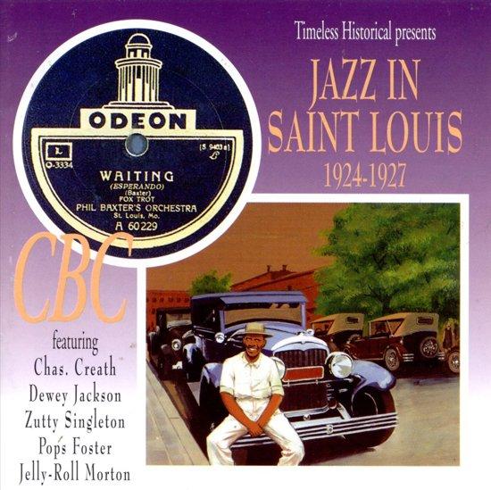 Jazz In St. Louis 1924-1927