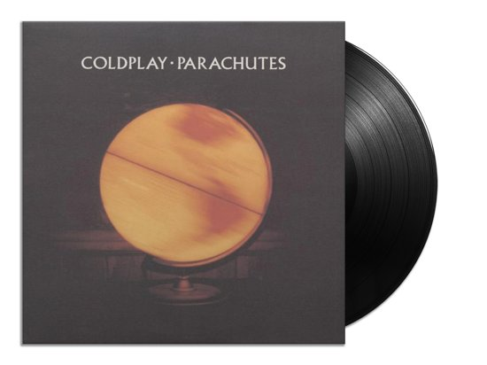 CD cover van Parachutes (LP) van Coldplay