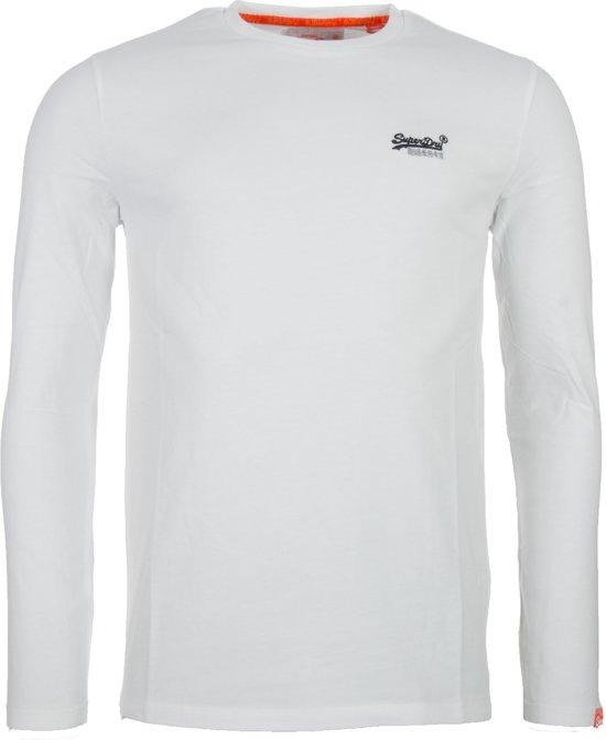 | Superdry Orange Label Vintage EMB LS Sportshirt