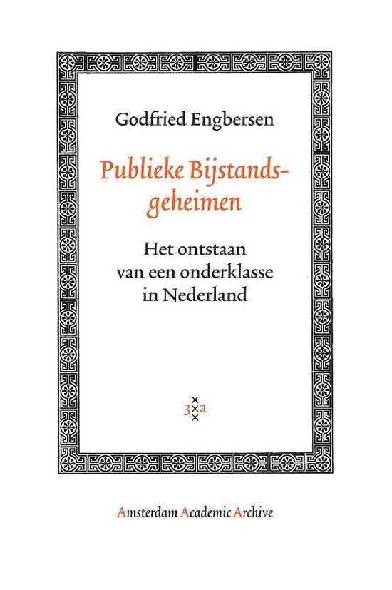 Publieke Bijstandsgeheimen / druk Heruitgave