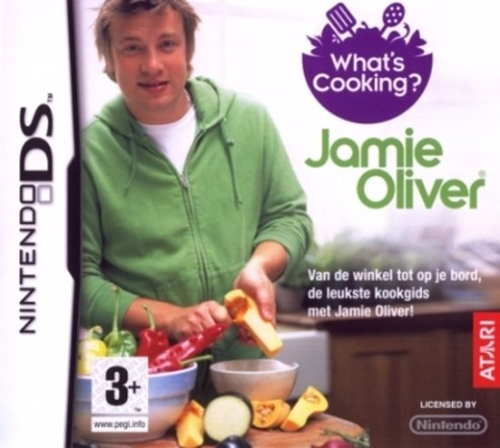 Whats Cooking Jamie Oliver