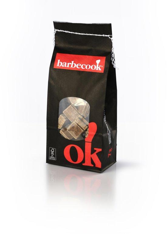 Barbecook Aanmaakblokjes - 72 stuks - Quickstart
