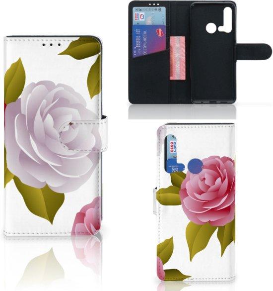 Huawei P20 Lite (2019) Hoesje Roses
