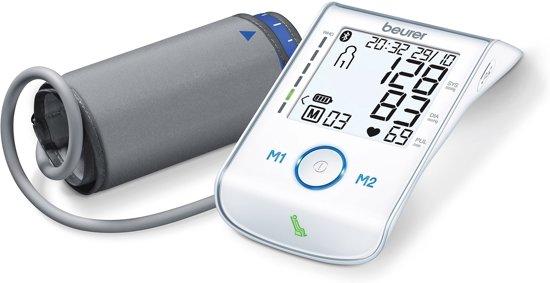 Beurer BM85 - Bloeddrukmeter Bovenarm Bluetooth®