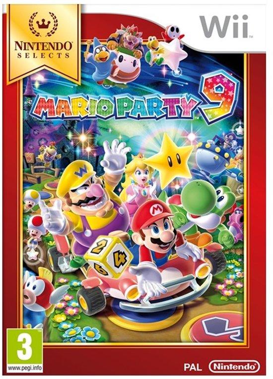 Mario Party 9 Select (FR) kopen