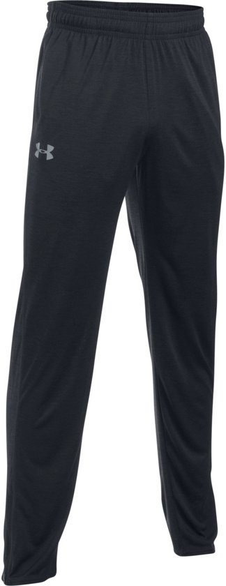 Under Armour Tech  Sportbroek performance - Maat L  - Mannen - zwart