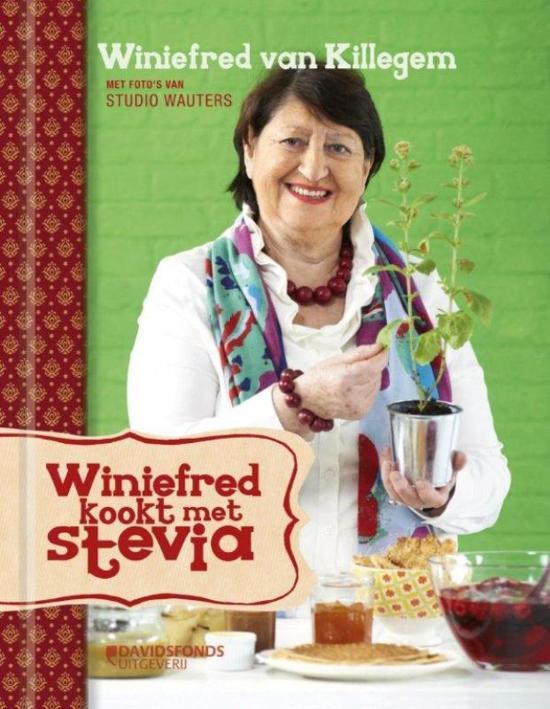 Winiefred kookt met Stevia