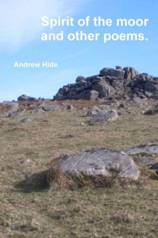 Spirit of the Moor and Other Poems.
