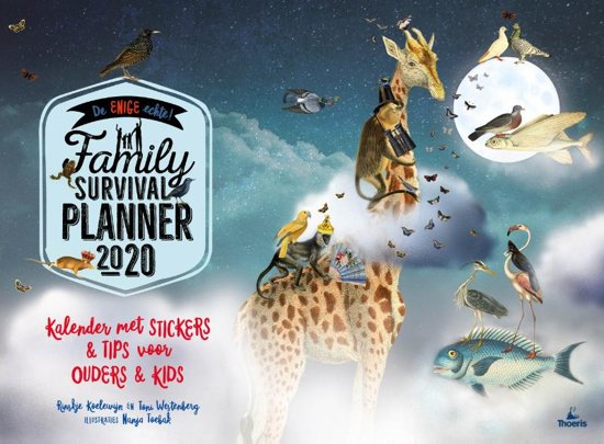 De family survival planner 2020