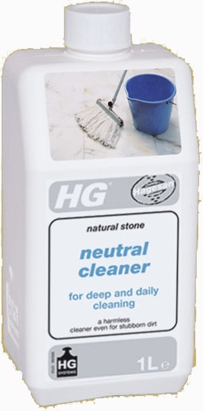HG neutral cleaner 1 liter
