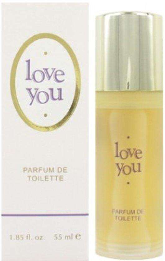 Bolcom Love You Parfum For Women 55 Ml Eau De Parfum