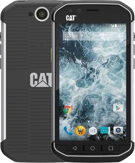 CAT S40 - 16GB - Zwart
