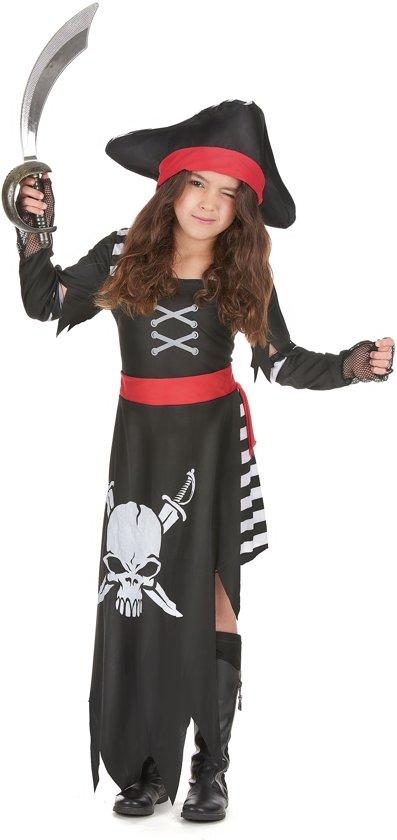 """""""Zeerover outfit voor meisjes - Verkleedkleding - 134-146"""""""