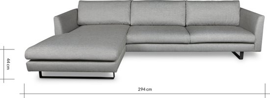 4x6 SOFA hoekbank X1 links