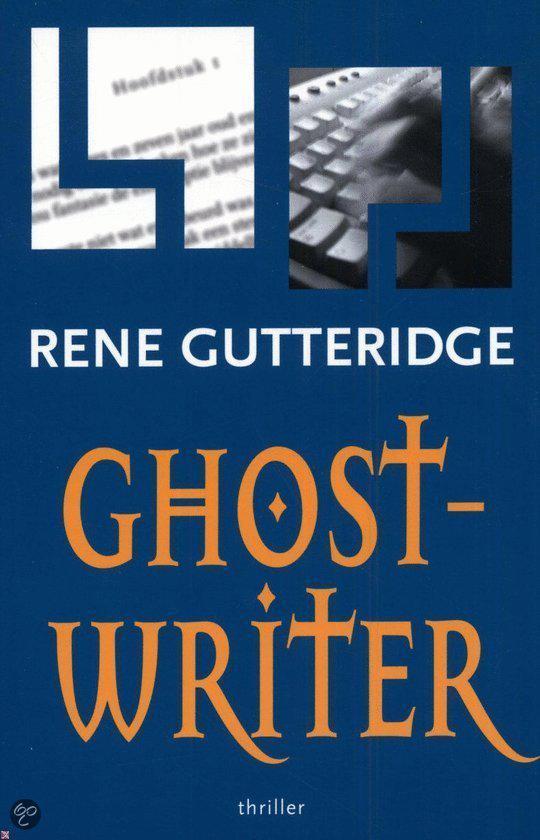 Ghostwriter - Rene Gutteridge pdf epub