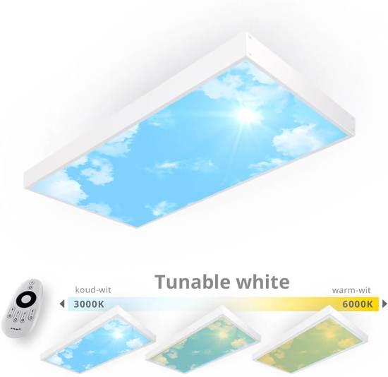 Easy Daylight Panel | Wolkenplafond lamp – Tunable White