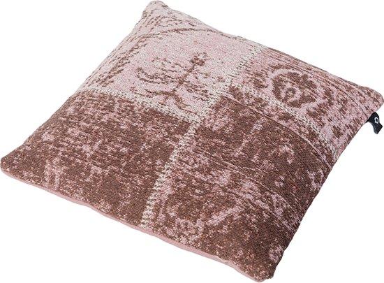 Oud Roze Kussens : Bol qazqa vintage vierkant kussen oud roze cm agra