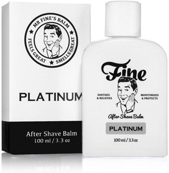 Fine Accoutrements Fine After Shave Balm Platinum