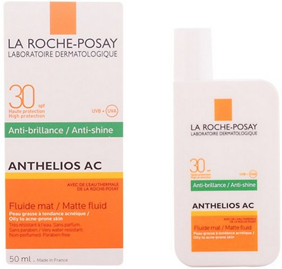 La Roche-Posay Anthelios Gel-Crème - Dry Touch - SPF 30 - 50ml